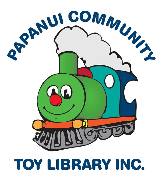 Papanui Community Toy Library Logo